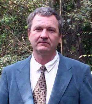 Виктор Рубель - редактор книги о пси-войнах. Фото: Личный архив