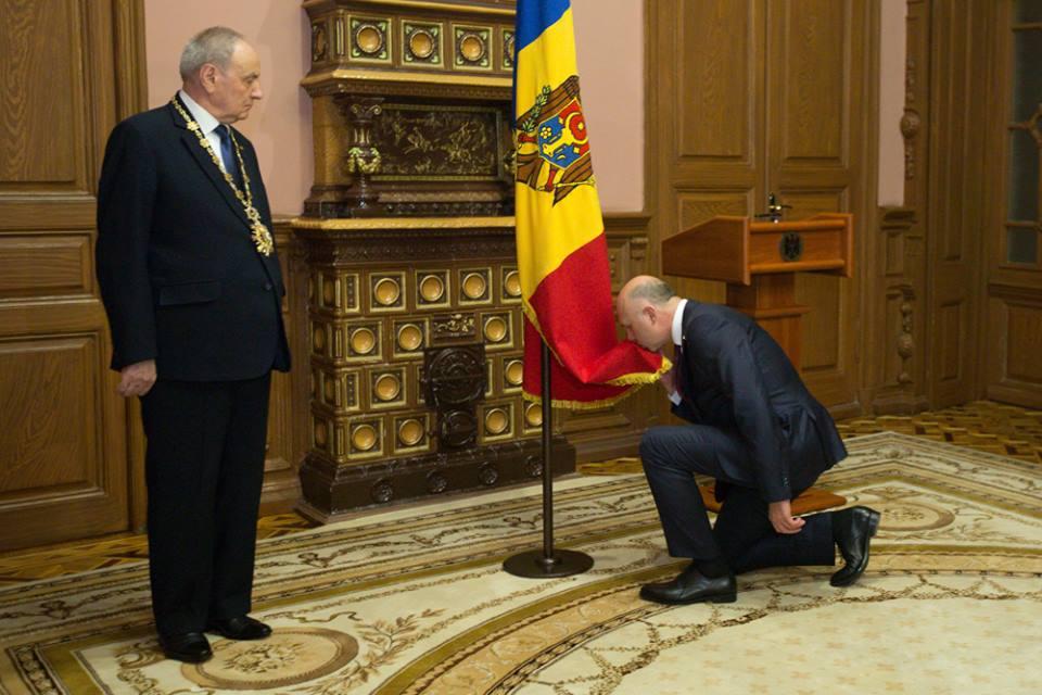Николай Тимофти: Поддержка народа – это обязательный элемент успеха политики правительства