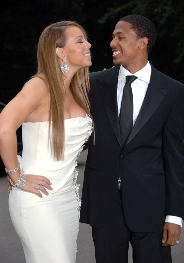 Мэрайя с 2008 по 2015 год жила в браке с комиком Ником Кэнноном. Фото: SPLASH NEWS