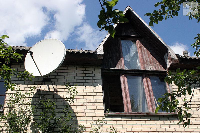 Одно время соратники Мулявина хотели сделать на даче музей имени великого песняра. Фото: Геннадий МОЖЕЙКО