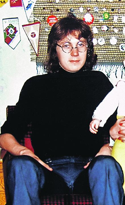 Анне носит фамилию первого мужа - Яака Вески. Фото: Личный архив