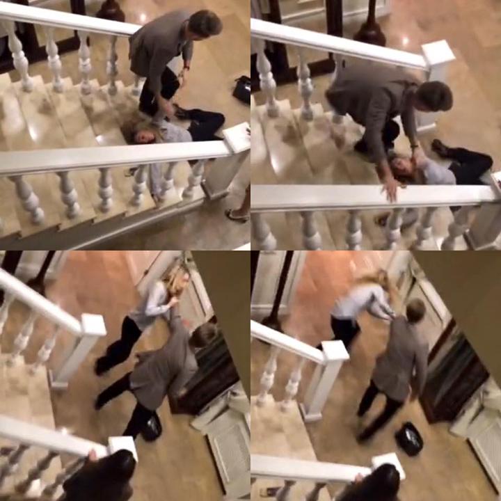 Москвичка заявила, что владелец элитного ателье избил ее и пытался задушить Фото: Личная страничка героя публикации в соцсети