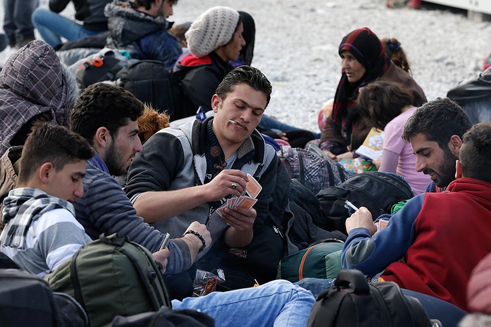 Сегодня молодыми мусульманами во всём мире легко манипулировать Фото: REUTERS