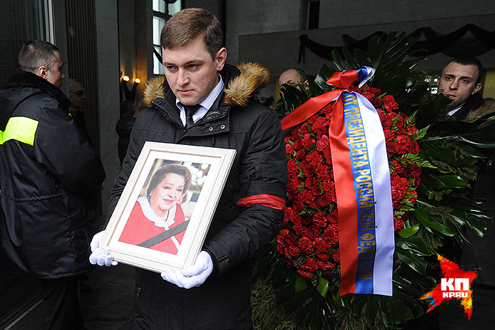 Наталья Крачковская скончалась утром 3 марта. Фото: Владимир ВЕЛЕНГУРИН