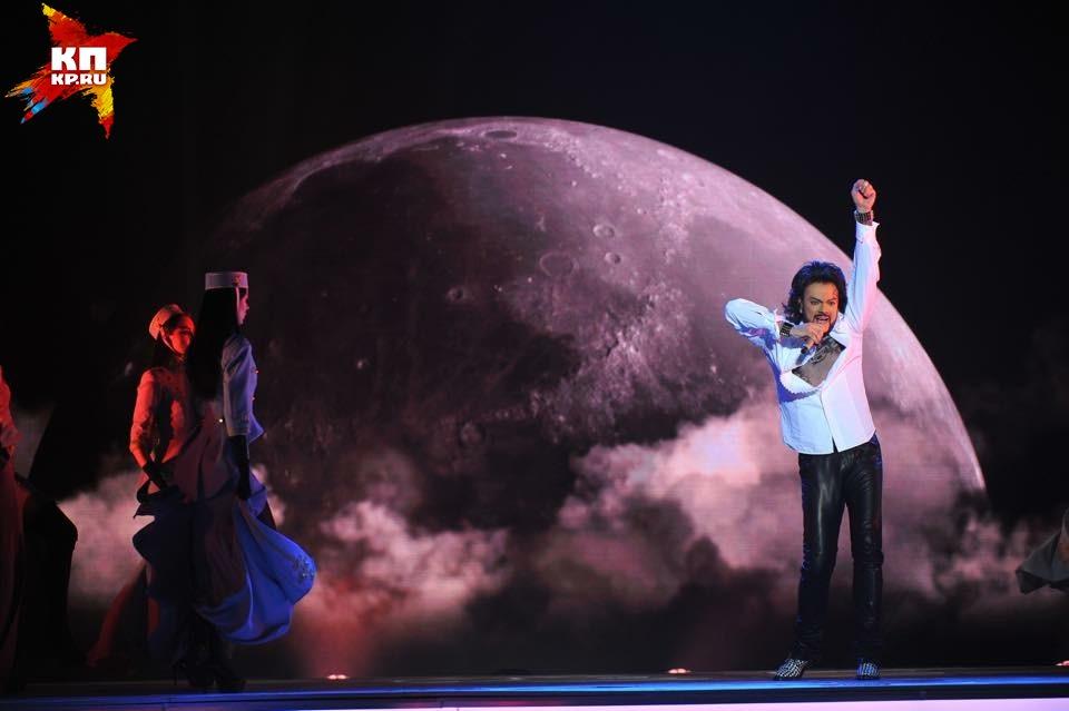 В Кремлевском дворце проходят шоу-концерты Филиппа Киркорова «Я» Фото: Евгения ГУСЕВА