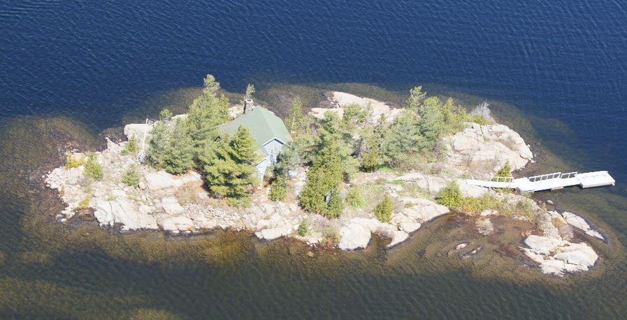 Остров McGibbon Island ФОТО: Сайт по продаже островов privateislandsonline.com