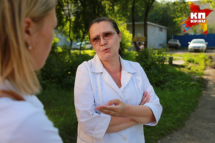 Ольга Владимировна надеялась, что дома дочка быстрее все вспомнит Фото: Мария АНАНОВА