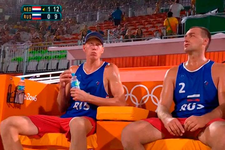 Никита Лямин иДмитрий Барсук победили поляков напредварительном этапе олимпийских состязаний