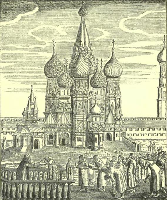 Собор Василия Блаженного – это не христианский храм