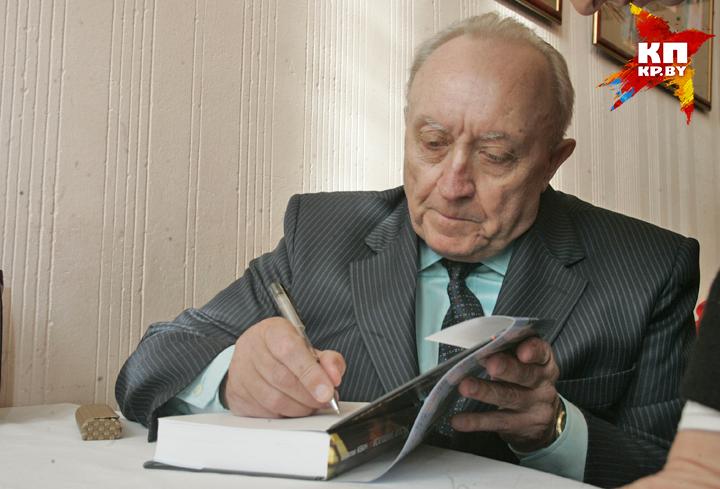 Вячеслав Кебич был уверен, что Горбачев заранее знал о планах ГКЧП. Фото: Дмитрий БРУШКО