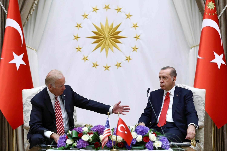 Вашингтон послал к Эрдогану свою тяжелую артиллерию в виде вице-президента Джо Байдена. Фото: REUTERS
