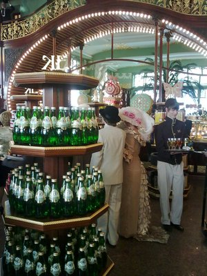 До революции магазин считался жемчужиной торговой сети Елисеевых