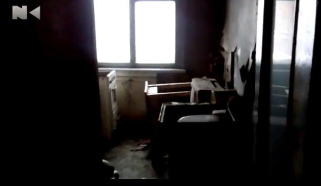 В квартире Спесивцева.