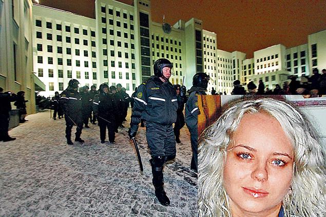 Ольга Класковская считала, что в Беларуси с правами человека проблемы. Но настоящий сюрприз ожидал ее в демократической Европе.