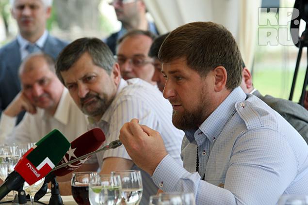 Рамзан Кадыров: Больше всего меня обижает фраза «Хватит кормить Кавказ» Фото: РИА Новости