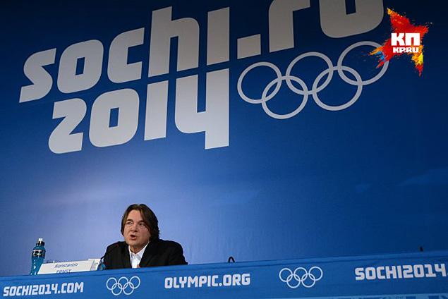 Эрнст рассказал, как готовилась церемония открытия Олимпиады Фото: РИА Новости