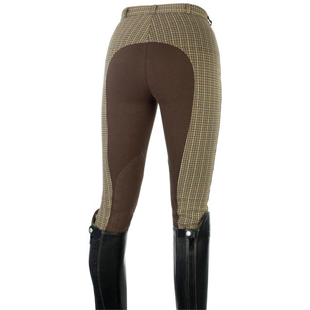 Покрой современных штанов для верховой езды принципиально не изменился за 3300 лет