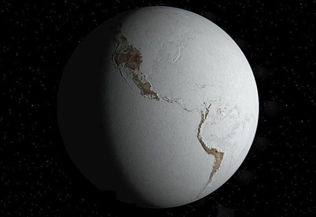 """Если Сонце будет плохо греть то Земля оледенеет полностью - превратится в """"снежок"""". И такое уже бывало."""