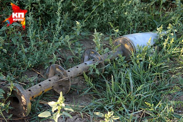 Пытаемся из разных источников сложить одну картину применения «странных бомбочек» Фото: Александр КОЦ, Дмитрий СТЕШИН