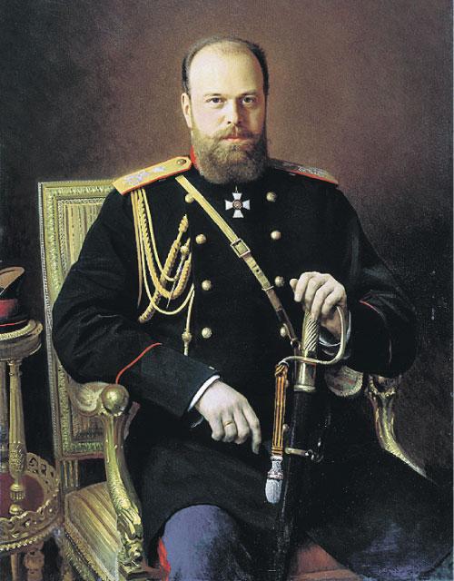 Император Александр III. Фото: ru.wikipedia.org