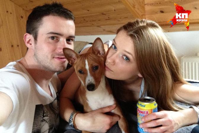 Якуб Петружалек сейчас в Чехии разбирается в гибели возлюбленной Фото: соцсети