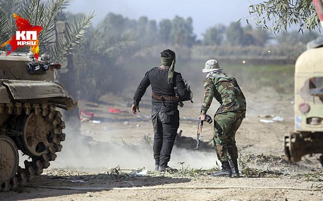 ИГИЛ (Исламское государство) было создано американцами против Асада Фото: REUTERS