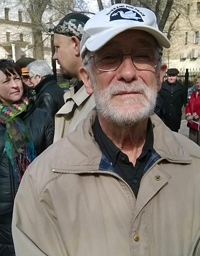 Высокопоставленный ветеран ЦРУ и тоже автор «Комсомолки» Рэй Макговерн Фото: Алексей ПАНКИН