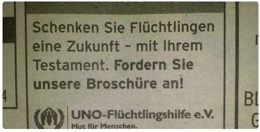 Та самая брошюра ООН. Фото: Facebook