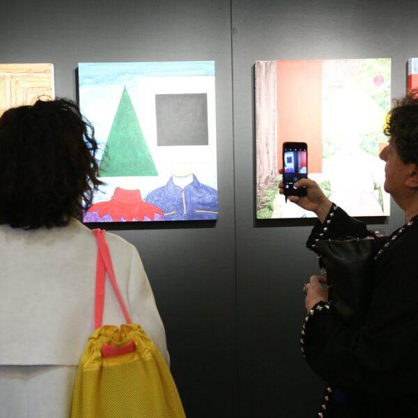 Выставка графики Герлен