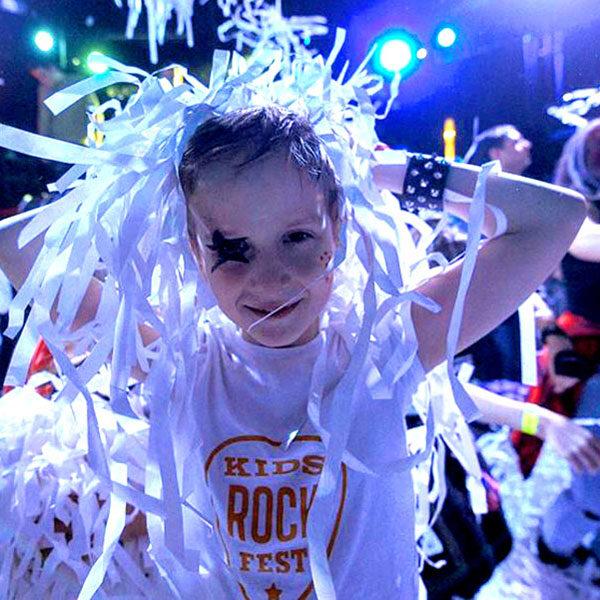Фестиваль Kids Rock Fest