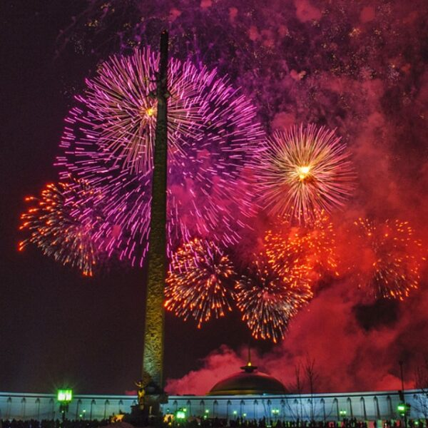Фестиваль фейерверков «Ростех» 2021