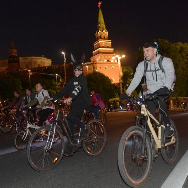 Ночной велофестиваль