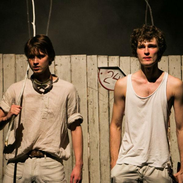 Спектакль «Тимур и его команда. Рассказы о том» в Губернском театре