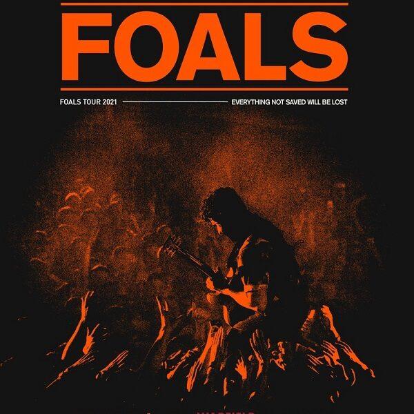 Концерт Foals