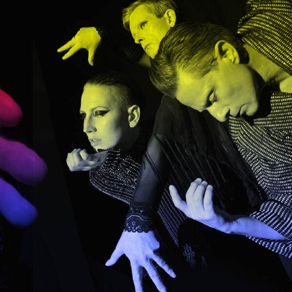 Концерт группы GusGus: Mobile Home Tour