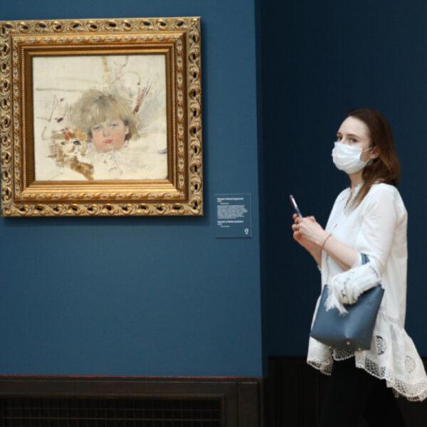 Выставка Николая Фешина