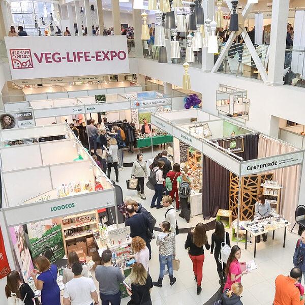 Фестиваль Veg Life Expo