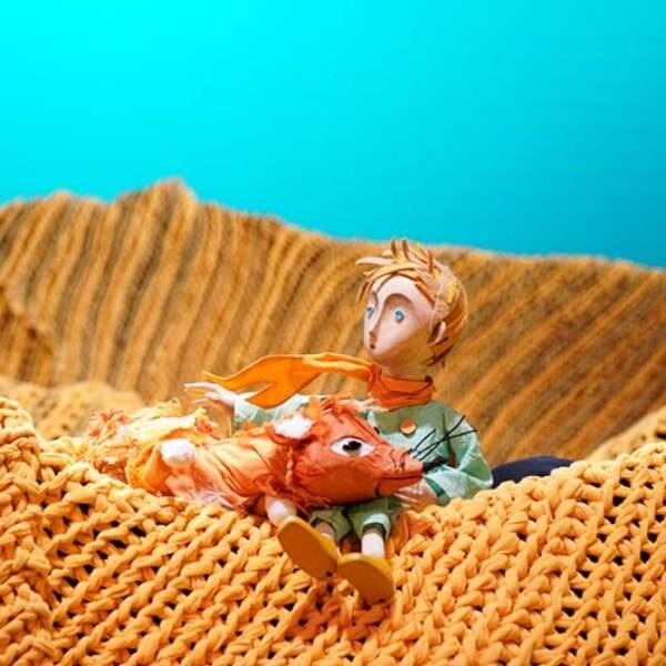 Спектакль «Маленький принц» в Театре кукол Образцова