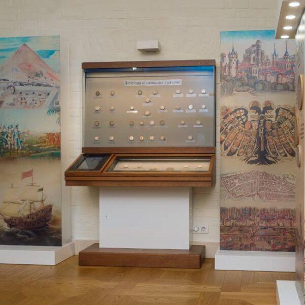 Выставка «От Античности до Средневековья»