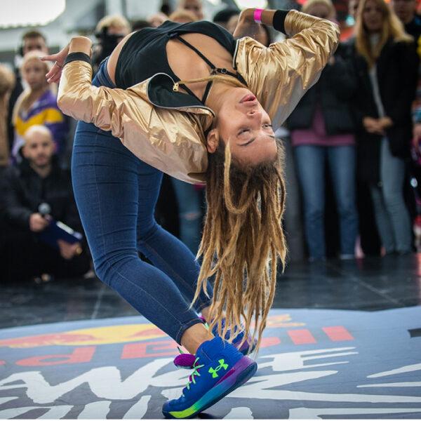 Чемпионат по танцам Red Bull Dance Your Style