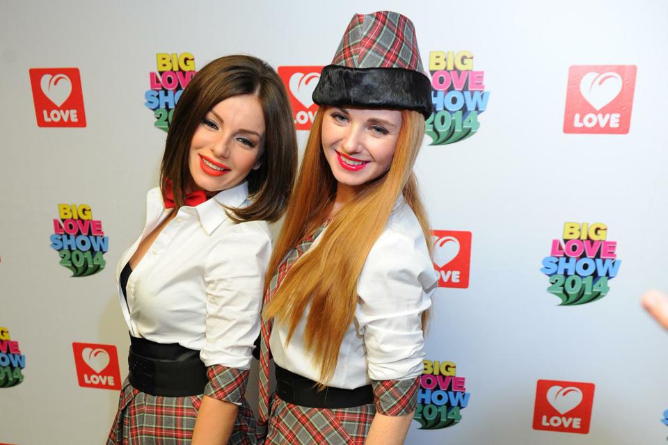 Лена Катина и Юля Волкова анонсировала возвращение группы «Тату»