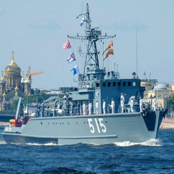 Где посмотреть Парад на День ВМФ