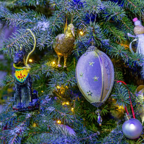 Шоу «Новогодний переполох» в Тинькофф арене
