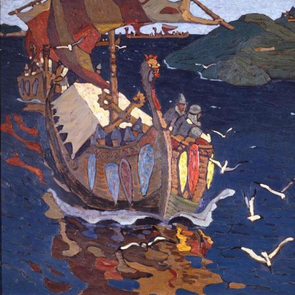 Выставка «Николай Рерих. В поисках Шамбалы» в Русском музее