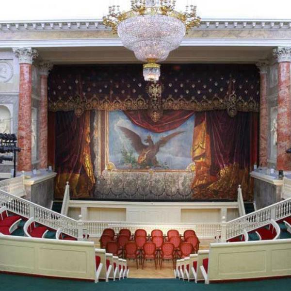 Опера «Фиделио» в Эрмитажном театре