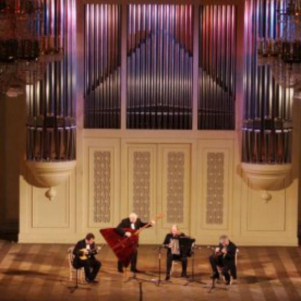 Концерт «Новый год с Терем-квартетом»