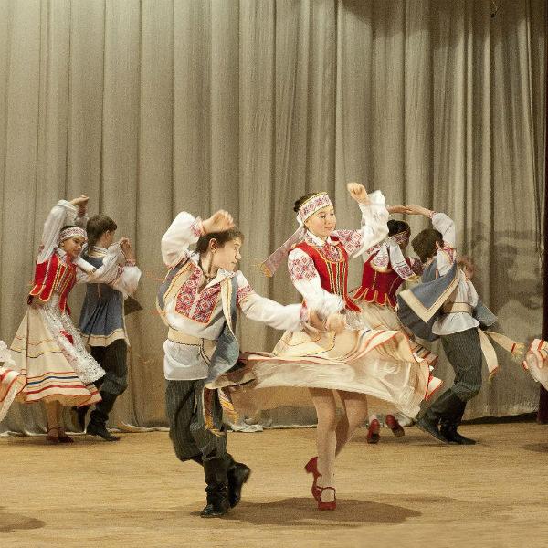 Фестиваль «Столица танца»