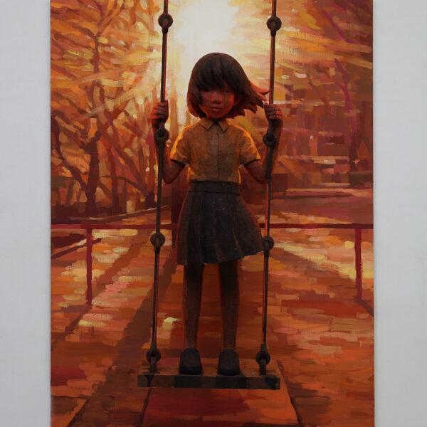 Выставка Синтаро Охата в Эрарте