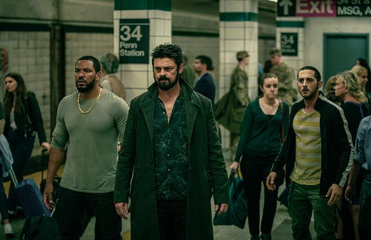 Дата выхода и видео второго сезона «Пацанов» появились в Сети