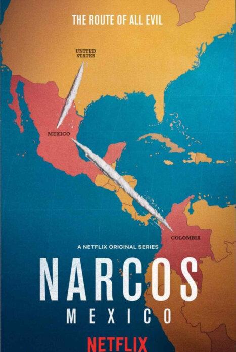 Нарко: Мексика